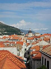Dubrovnik (Ambra2809) Tags: city summer rooftop church croatia dubrovnik