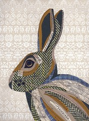 Edingburgh-Harris Tweed Hare