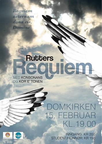 Plakat, Requiem 2015