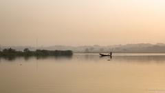 Jabi Lake (Irene Becker) Tags: africa morning fishing fisherman westafrica nigeria abuja blackafrica arewa northernnigeria jabilake abujafct nigerianimages nigerianphotos imagesofnigeria northnigeria