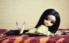 Sharon ~ Pullip Nana (Dekki) Tags: fashion asian doll sharon s cm planning chan nana groove pullip 27 jun sbh obitsu junplanning rewigged