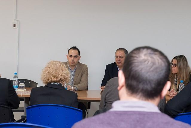 Επίσκεψη Υπουργού Παιδείας στον ΟΝΕΚ