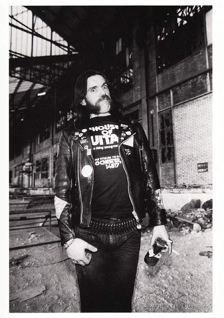 lemmy hog shirt motorhead