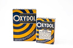 Oxydol Soap Powder - TWCMS:G3776 (Tyne & Wear Archives & Museums) Tags: blue orange white industry circle advertising spiral design soap interesting display unitedkingdom box mark label letters line container cardboard signage directions archives packaging production packet unusual ww1 product sales household package firstworldwar consumerism circular homefront newcastleupontyne fascinating digitalimage manufacture tyneandwear industrialheritage oxydol 191418 northeastofengland dailylives dazzlingwhite colourphotograph worlife noboil householdproduct instantsuds clothescleaner firstworldwarproductpackaging boilsclotheswhiter oxydolsoappowder easieronhands thecompletehouseholdsoap thomashedleyandcoltd richersuds oxydolwash