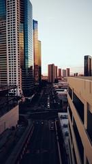 Roof Top Parking Lot | Afternoon Construction (jcv04) Tags: sunset hawaii construction waikiki honolulu alamoana