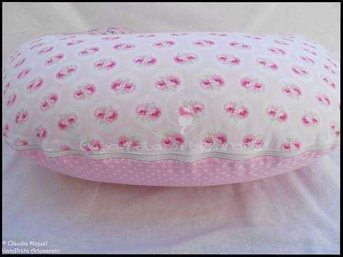 Conjunto tecido bebé A Fada e os pózinhos perlimpimpim lilás11
