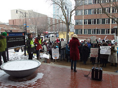 AFSCME 3700 and 698 and CFA 6546 Rally for Fair Wages Februrary 2015 v (benchilada) Tags: for rally protest fair v solidarity universityofillinois uiuc unions februrary picket cfa wages afscme 2015 698 3700 6546