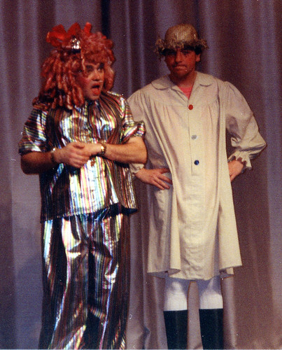 1994 Dick Whittington 29 (from left Ross Crowe, Roy Richie)