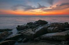 The Rock (frahmanz) Tags: travel sunset rock island photography evening nikon scenery photographer malaysia penang malaysian photomalaysia malaysiaphotographer nikond90 nikonmalaysia frahmanpixel