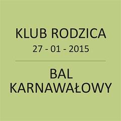 KLUB RODZICA 27-01-2015