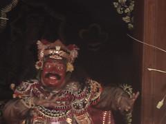 Balinese Topeng