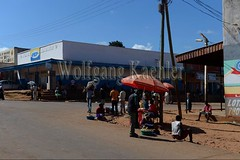 10074545 (wolfgangkaehler) Tags: africa street people town store african streetscene malawi storefront storefronts businesses zomba towncenter 2016 malawian