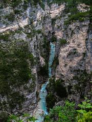 Fanes Gorge (sgl0jd) Tags: dolomites dolomiti italy italia tirol mountains viaferrata mountaineering lakegarda lagodigarda cortinadampezzo corvarainbadia scrambling climbing
