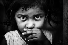 Life of Innocence ... (aestheticsguy2004) Tags: portraiture portraitphotography portrait girlportrait girlface face expressions emotions eyes blackwhite blackandwhitephotographer bwphotography bw monochrome girleyes villagegirl innocence neeteshphotography neeteshpic nikond750 nikon nikon2470 candid sharpeyes ngc