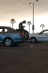 Los Angeles July 2016 DSC_8552-NextGen (kaba222) Tags: losangelessantamonica venice venicebeach smartphone pokemon pokemongo tinder alwayson sunset volkswagen passat honda palm moderntimes pacifictime