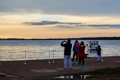 Todos sacamos fotos (martinnarrua) Tags: nikon nikond3100 argentina amateur coln entre ros atardecer sunset ro river playa beach