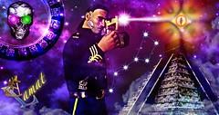 Josh100LuBu - The Lamat Star (Josh100Lubu) Tags: josh100lubu lamat771 lamatology mayan zodiac maya mythology occult occultism artwork sextant nautical spiritual dream lamat lordjoshallen