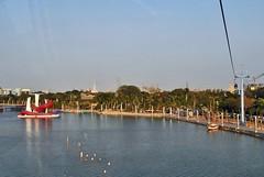 Marina Ancol (BxHxTxCx) Tags: city beach skyline jakarta kota pantai cakrawala