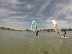 Improver Windsurfing Lessons - May 2016