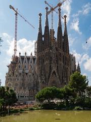 Sagrada Famlia (Burnett0305) Tags: barcelona katalonien panasonicgx7 panasoniclumixgvario1232mmf3556ois sagradafamlia spain spanien catalunya