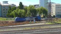 335.001 bajando al puerto de Ferrol (javivillanuevarico) Tags: trenes ferrol 335001