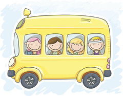 GettyImages - autobús escolar (Diari La Veu - http://diarilaveu.com) Tags: blue portrait people cute art childhood smiling wheel yellow female fun child friendship drawing small humor cartoon happiness transportation teenager backgrounds characters schoolbus cheerful groupofpeople playful vector littlegirls preschooler facialexpression littleboys humanface mangastyle illustrationandpainting teenagersonly elementaryage paintedimage