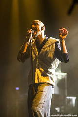 Tim Booth (nomeshome) Tags: james livemusic theforum girltour gigphotography timbooth jamesband nothingbutlove wearejames