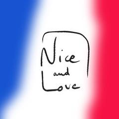 Nice &Love (EFFER LECEBE) Tags: usa france america nice europe united unitedstatesofamerica states prayfornice