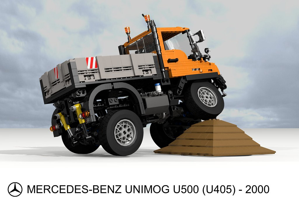 The Worlds Newest Photos Of 8110 And Unimog Flickr Hive Mind