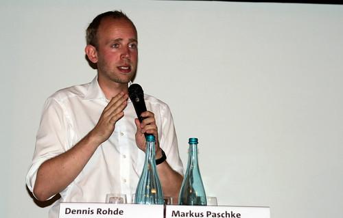 Bei meinem Kollegen Markus Paschke MdB in Leer diskutiere ich über die Mietpreisbremse.
