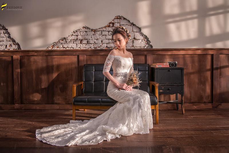 婚紗造型,Bona makeup,新娘造型,自主婚紗,婚攝銘傳,韓風婚紗,婚攝小寶團隊,法鬥攝影棚