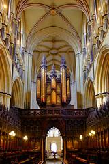 Beverley Minster (David W Tait) Tags: minster church beverley