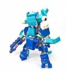 cidgrownup01 (chubbybots) Tags: lego alien mixels
