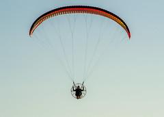 Paraglider (grahamkinnear) Tags: new brighton nikon d3100 uk north west paraglider