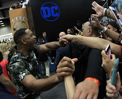 BigWillieStyle (RICHARD OSTROM) Tags: willsmith freshprince suicidesquad warrior fans you july 44 comiccon california city convention costume comic street sdcc sandiego