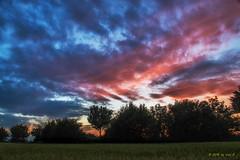 Abendhimmel-03 (Uwe1112) Tags: uwe1112 uwebrandt uwe abendhimmel abend blau ctltravelichter ctlfototreff d5500 deutschland fototreffctl germany holstein himmel nikon lbeck licht light nacht sonne reinfeld schleswigholstein sommer wolken