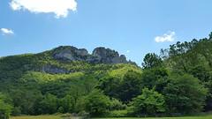 Seneca Rocks (SustainU Clothing) Tags: rocks mountains westvirginia appalachia outdoors