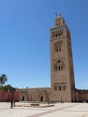 Marrakesh Koutoubia_9968 (JespervdBerg) Tags: holiday spring 2016 africa northafrican tamazight amazigh arab arabic moroccanstyle moroccan morocco maroc marocain marokkaans marokko marrakech marrakesh koutoubia