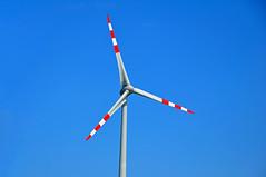 Wind turbine (janapines) Tags: austria electricity windenergy windpower renewable energy windturbine generator