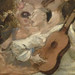 WILLETTE Adolphe,1884 - Parce Domine (Montmartre) - Detail 036