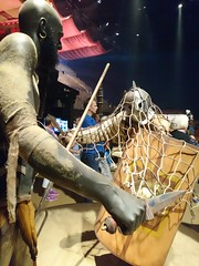 Bigger fish to fry (Birdiebirdbrain) Tags: gladiator gladiators rome romans romanempire hadstenhjskole 2016 32 naturfoto moesgrdmuseum moesgaard