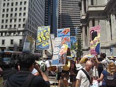 March for a Clean Energy Revolution (lebanonpipelineawareness) Tags: lpa lap lebanonpipelineawareness lancasteragainstpipelines fracking naturalgas pipelines infrackstructure philadelphia pennsylvania cleanenergyrevolution cleanenergymarch