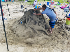 Hanalei_Sand_Castle_Contest-10 (Chuck 55) Tags: hanalei bay sand castle hawaii