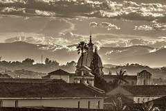 Atardecer en blanco y negro (Explore Sep-7-2016) (José M. Arboleda) Tags: hdr blancoynegro monocromático sepia atardecer sunset nubes clouds popayán eos josémarboledac nwn sp150600mmf563divcusda011 tamron markiii canon colombia 5d