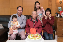 The Cutest Granddaughter? 1 (camike) Tags: 28mmf18g d750 lenses auntie birthday cousin grandpa niece portrait uncle