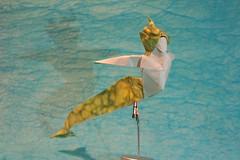 Mermaid (Juanfran Carrillo) Tags: sirena mermaid origami paper papel papiroflexia juanfran carrillo