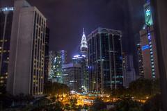 Bukit Bintang (pbr42) Tags: malaysia kl kualalumpur bukit bintang petronas night