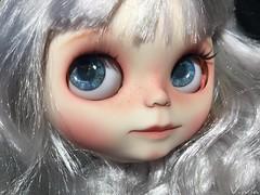 Blythe custom #107 commission