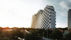 Residential Building / Nigeria (Imagenatives) Tags: imagenatives architectural visualisation archviz