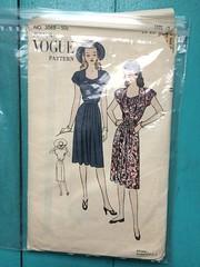 IMG_5693 (kittee) Tags: kittee vintagesewing vintagepattern